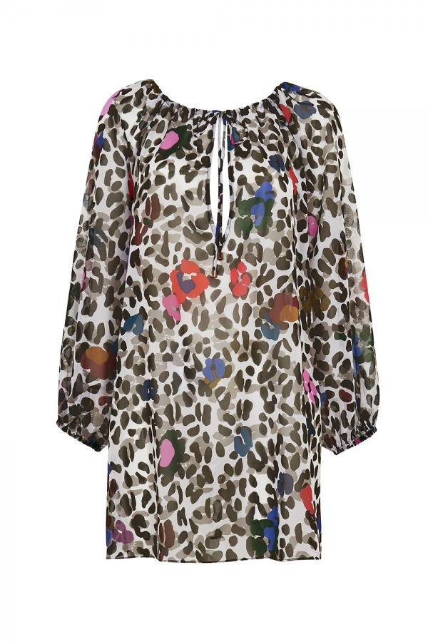 수영복 wilderness balloon slv coverup KE0SFCTGC004K92